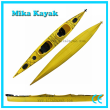 2 Person Sea Ocean Kayak Rudder Plastic Boat Sale